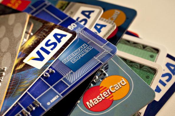 Платежные средства разных банков