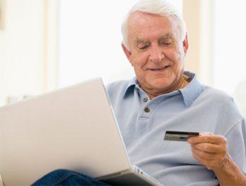 Кредитная карта для пенсионеров