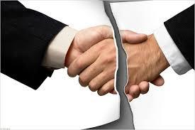 Доп соглашение к договору на расторжение услуг
