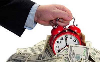 Хранение денег в банке под проценты