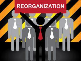 Реорганизация корпораций