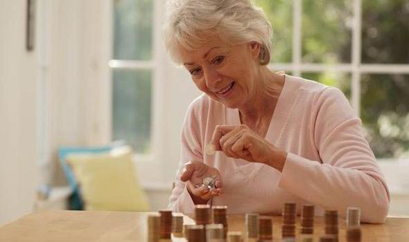 Накопление средств на пенсии