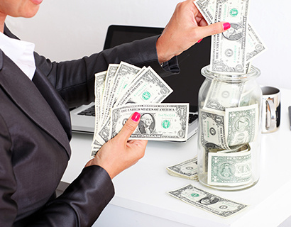 Хранение долларов в банке
