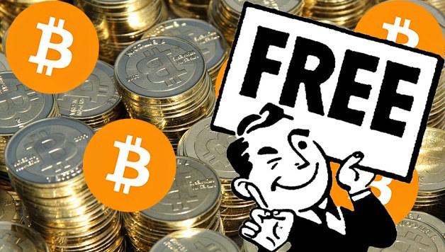 Бесплатные биткоины