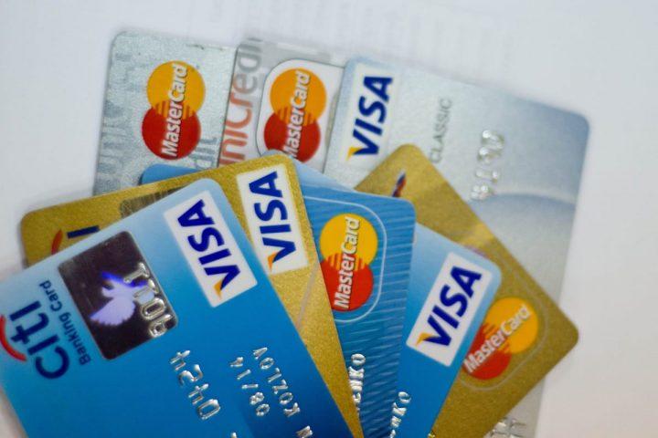 Варианты кредитных карт