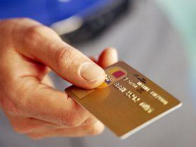 Восстановить кредитную карту