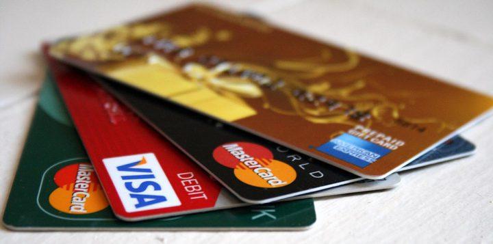 Современные кредитные карты