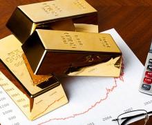 Как открыть вклад в золото