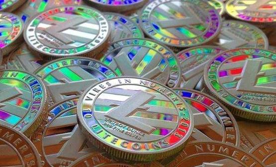 Цифровые монеты лайткоин