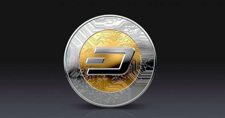 Монета Даш
