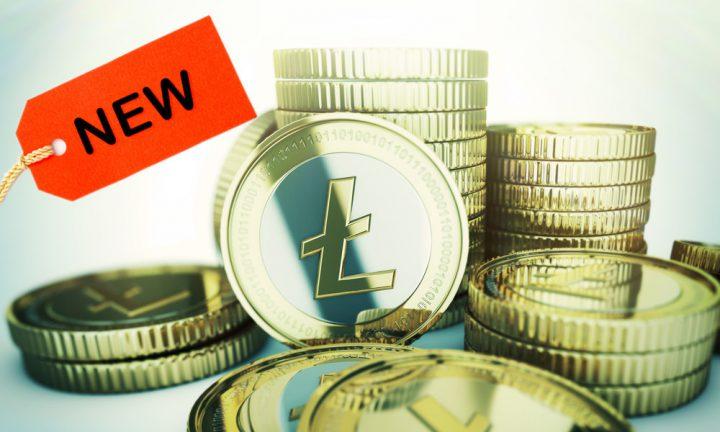 Новые монеты лайткоин