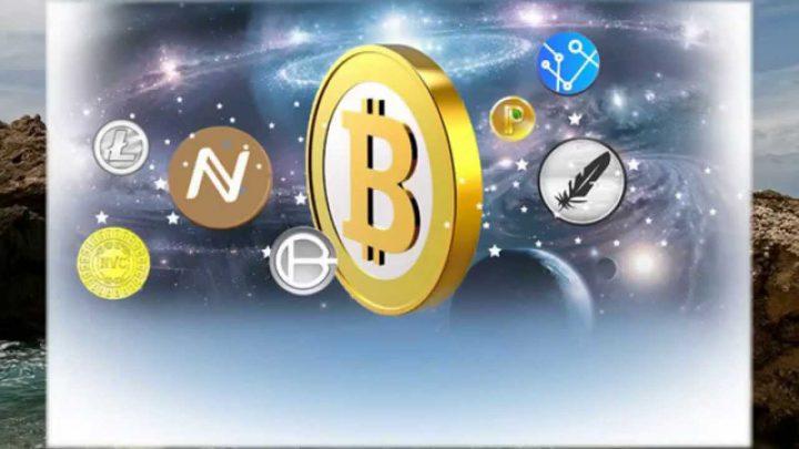 Добыча цифровых монет