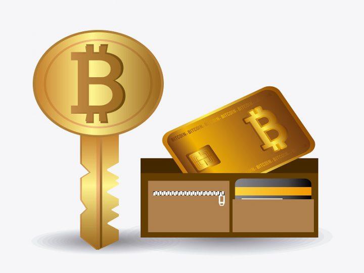 Ключ от биткоин кошелька
