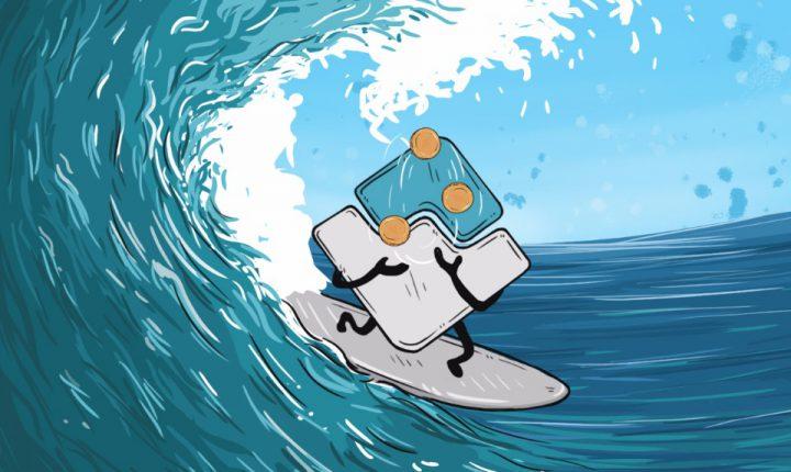 Покупка криптовалюты Волна