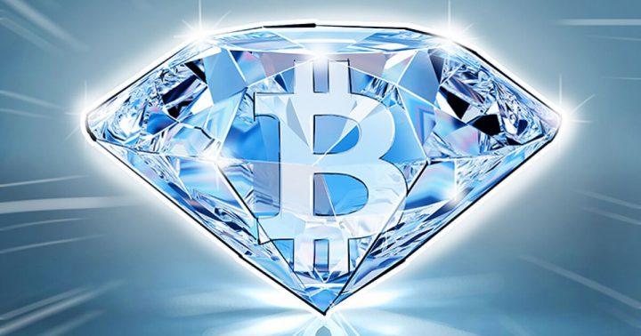 Цифровая монета bitcoin diamond