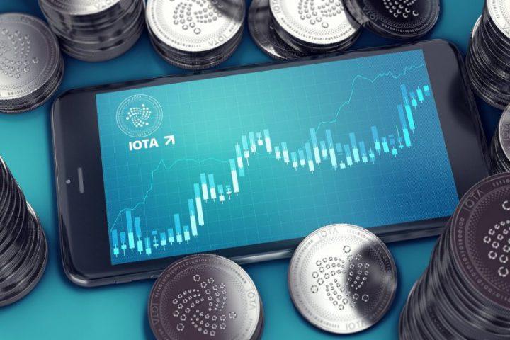 Курс криптовалюты iota