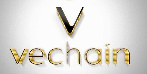 Логотип VeChain