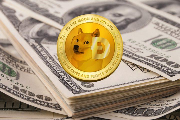 dollars dogecoin