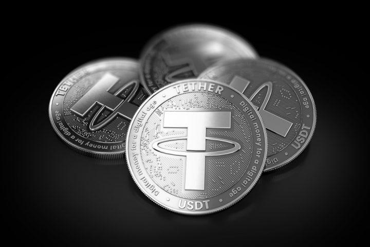 Монета tether