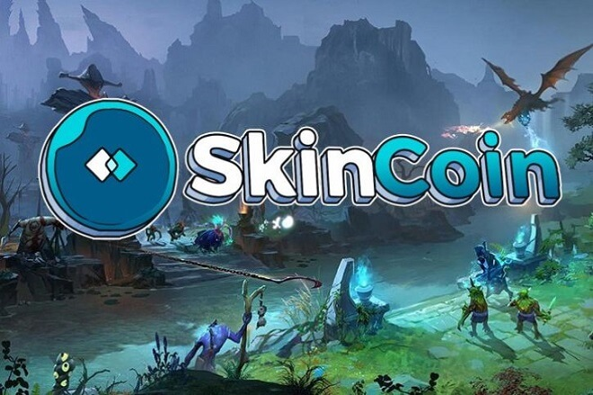 Цифровая монета skincoin