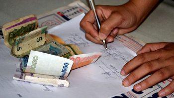 Как составить расписку о передаче денег образец 2020