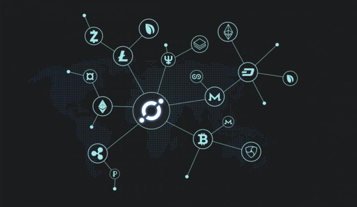 Объединение блокченов при помощи криптовалюты icon