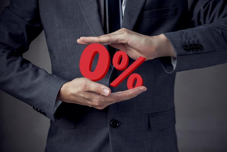 Беспроцентные кредиты обычно рекламируют магазины