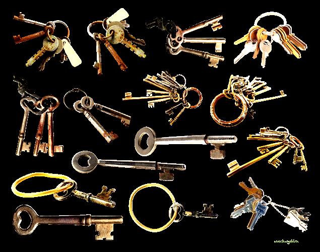 Как изготовить ключи в домашних условиях