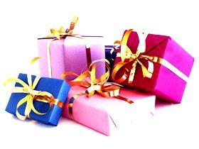 Магазин подарков - всегда актуален.