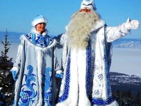 Как дед мороз по казахски