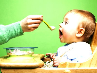 порядок прикорма малышей