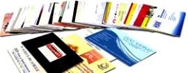 Как открыть бизнес на визитных карточках?