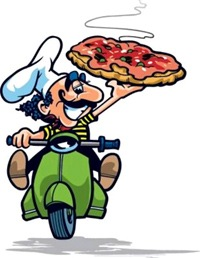 Доставка пиццы круглосуточно - хорошая идея заработка