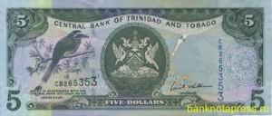 5а dollars тринидад