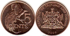 5 центов тринидад