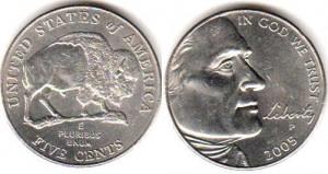 5 цент  сша эквадор