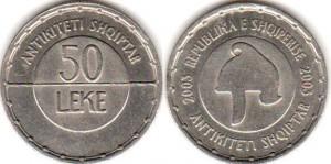 50 лек албания