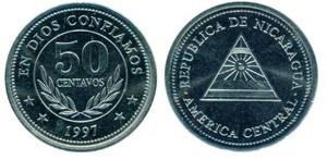 50 сентаво никарагуа