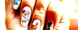 Микропечать на ногтях