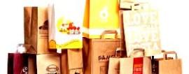 Бумажные пакеты и мешки