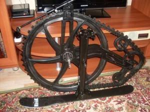 Купить зимний  велосипед Ktrak