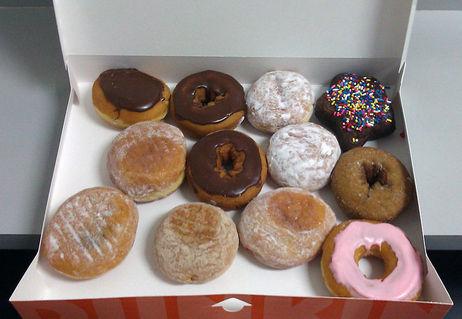 Разновидности пончиков (берлинеров, донатсов). Рецепты многообразны