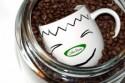 Подвешенный кофе и кафе Огори