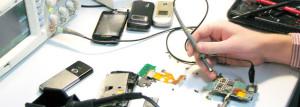 Ремонт мобильных устройств и коммуникаторов