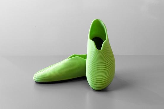 Пошив обуви с помощью 3D технологий
