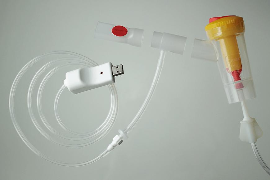 Новый небулайзер для детей - Jordi-Stick