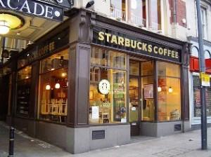 Франшиза кофейни Starbucks — построй бизнес на кофейном аромате