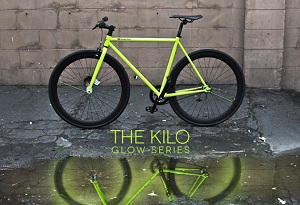 The Kilo Pure Fix Cycles