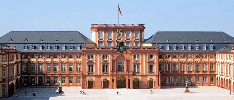 Uni Mannheim (Университет Маннхайма в Германии)