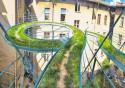 Балкон для релаксации
